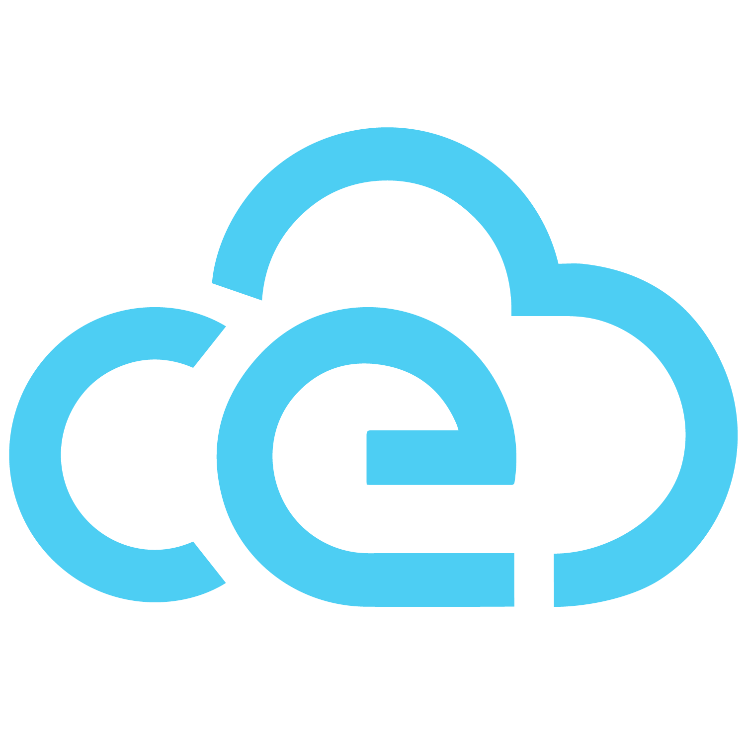 CloudEvents hero logo